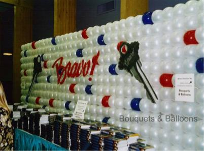 Which Attract More Visitors And Potential Business To Their Area Bouquets Balloons Can Decorate The Whole Event Or Just Your Booth