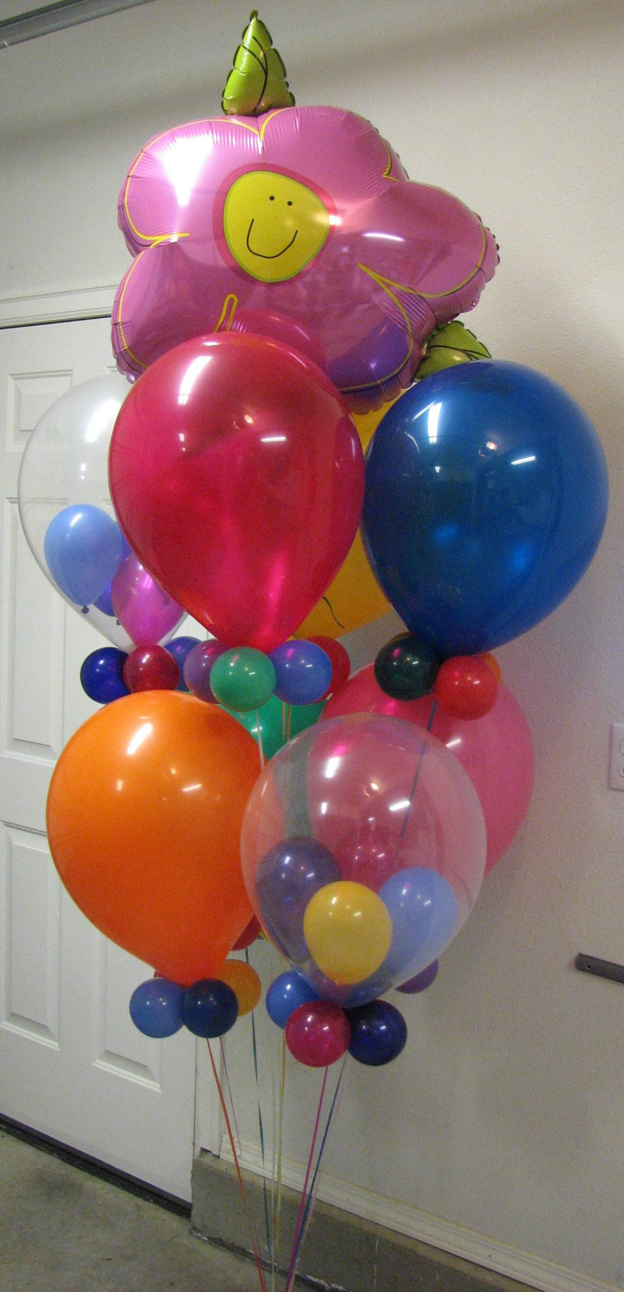 Balloon bouquet delivery balloon decorating 866 340 - Send A Balloon Delivery And Bouquets Balloons Balloon Deliveries Done In Portland