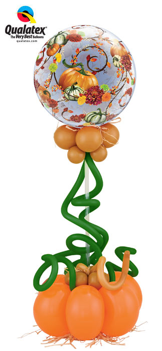 Decorating Ideas > Bouquets & Balloons  Holidays  Halloween Balloon Decor  ~ 061918_Thanksgiving Balloon Decorations